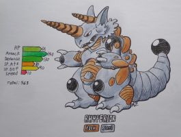 Rhyperior reimagined