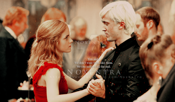 Dramione   You And I by N0xentra