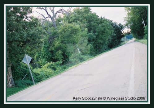 Country Road- Stoughton Wisconsin by Noorieibrahim