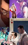 Medic Collage by ThatWeirdHetalian