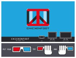 Chickenfoot Wallpaper Pack by LGRuffa