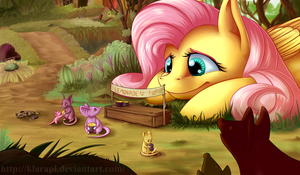Lemonade Stand by KlaraPL