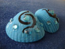 Soul Pacifica earrings by soulpacifica