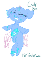Mlp candy gore base by PastelGriffin
