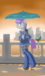 Maud pie in drizzle sunset.(03(03)18) by VinilyArt