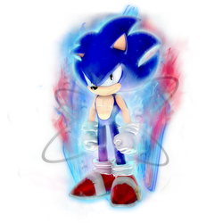 What if: Migatte no Sonic Render by Nibroc-Rock