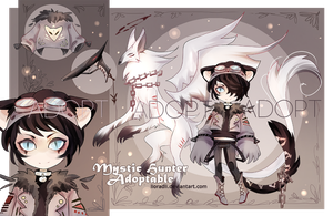 Mystic Hunter Adopt AUCTION [closed] by LiorAdli