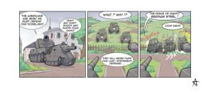 Hetzer and friends 2 by Andrea-Verga