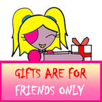 Caria - Gifts Are For Friends Only Icon by JamesMaster0101