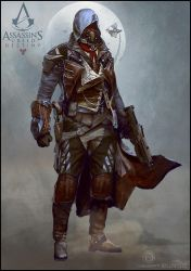 Assasin's Creed Destiny by cyl1981