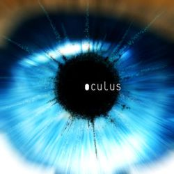 oculus cd cover contest by 2diacritic