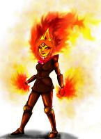Flame Queen by Ela-Spicer