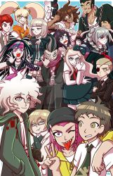 DR2 - Goodbye Despair! by TheCrayonQueen
