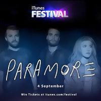 + Paramore: iTunes Festival 2013 by SaviourHaunted