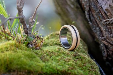 Maple ring by Pia-CZ