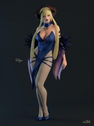 Eliza - Concept Costume by KID3D