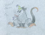 'Possum Birthday by tymime