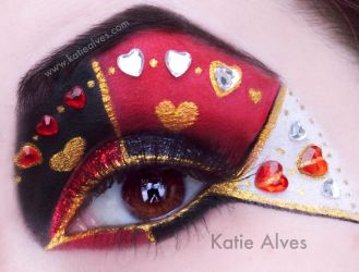 Queen of Hearts by KatieAlves