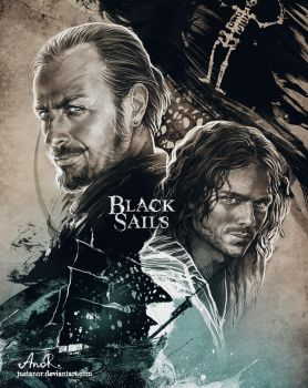 Black Sails by JustAnoR
