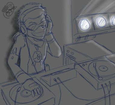 DJ Mirakle by caat