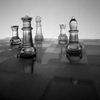 Chess by JonathanDudley