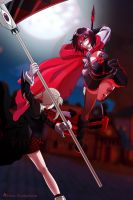 Ruby Rose Vs. Maka Albarn by J13Productions