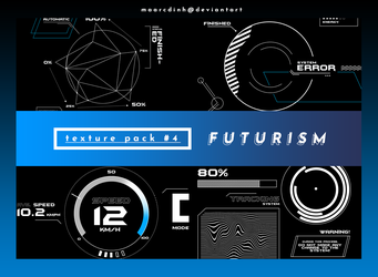 texture pack .04// futurism by maarcdinh
