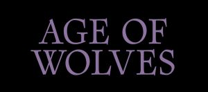 Age Of Wolves Logotype II by MartinSilvertant