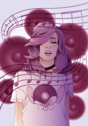 Brain Scan Me That Melody by digitalsleaze
