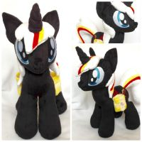 Plushie Velvet Remedy by Burgunzik