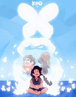 Steven Universe: Here Comes A Thought by ArbiterKoo