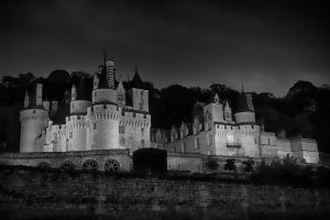 chateau d'Usse by rhipster
