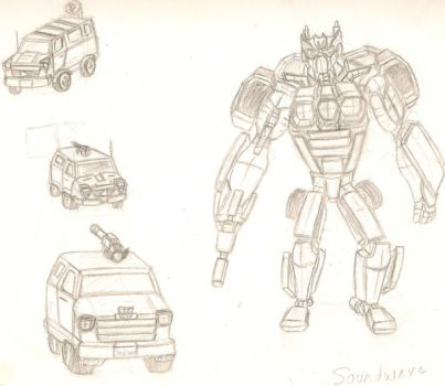 Soundwave superior by dracowheelz5
