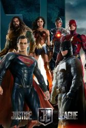 Justice League  by 13josh16
