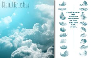 Cloud Brushes by Joy-F