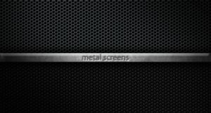 Metal Screen Pattern by jbenr