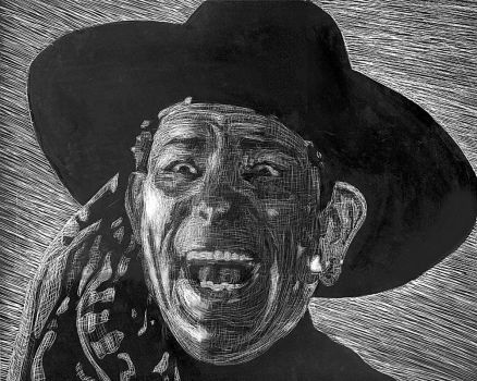 Lon Chaney From the Unknown by Sylent-Fantome