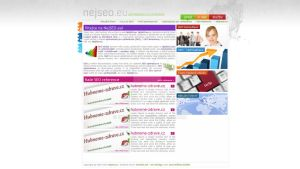 NejSEO.eu - webdesign v1 by Ingnition