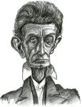 Abolitionist John Brown by Caricature80