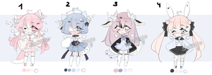 CLOSED - Loli Adoptables by shisayo