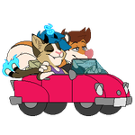 Joyride by AdriOfTheDead