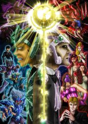Saint Seiya V: Among the Enemies by Sekishiki