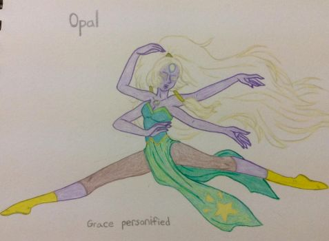 The Most Graceful of Them All by gaea-earthgoddess