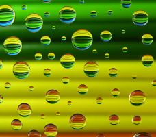 Colorful Drops 13 by flowerhippie22
