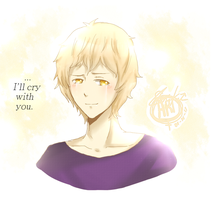 (AC) Crying Bishie by TheAwesomeAki-kun