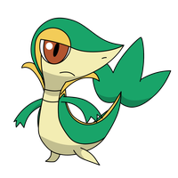 Snivy is no amused by kol98
