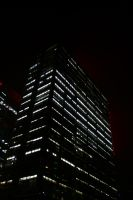Day 173: Building At Night by coolwanglu
