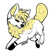 puppy adopt 10 points OPEN by alicorngamingart