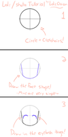 How to draw a Loli / Shota Tutorial by LolicOnion