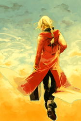 Don't Forget [FMA] by pax-etlux